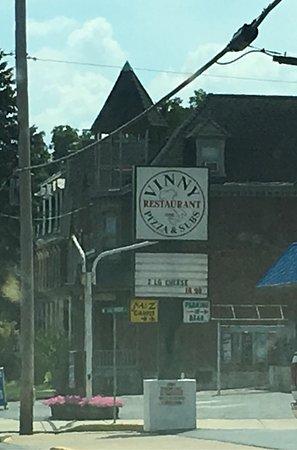 Carlisle, Pensilvanya: Vinny's Pizza & Restaurant