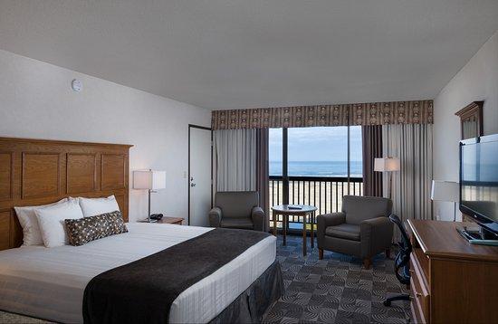 BEST WESTERN Agate Beach Inn: King Ocean View Room