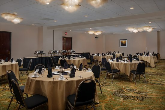 BEST WESTERN Agate Beach Inn: Banquet Room