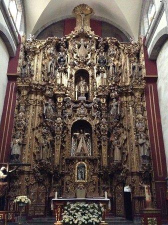 Iglesia de San Cosme y San Damian