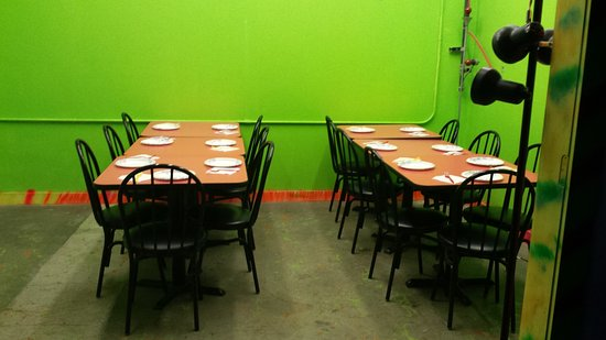 Bozeman, MT: party room