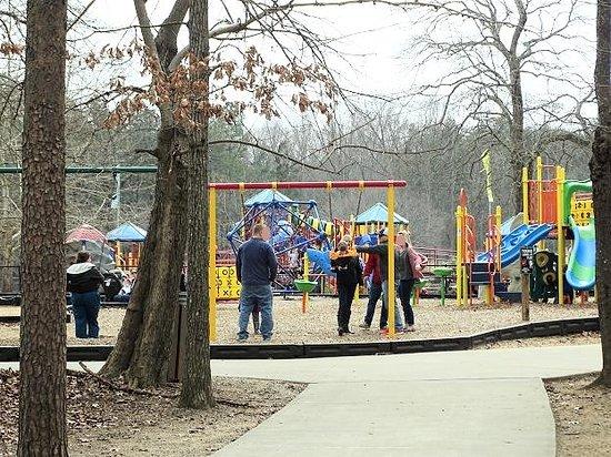 Salisbury, NC: playground