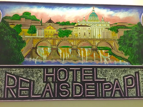 Hotel Relais dei Papi: The Hotel to Stay at while in Rome
