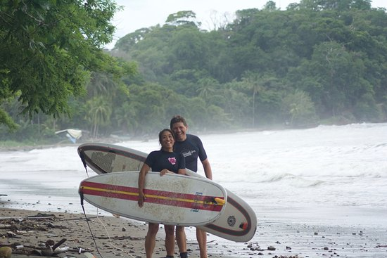 Dominical, Costa Rica: Glam shot!!!