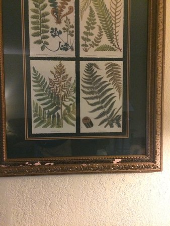 South Lee, MA: chipped picture frames