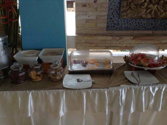 Koh Tao Montra Resort & Spa: breakfast