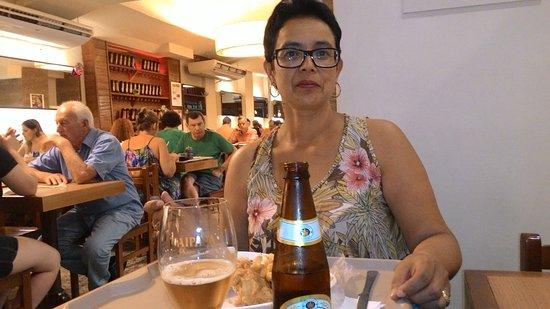 Minha esposa no Temperarte, RJ
