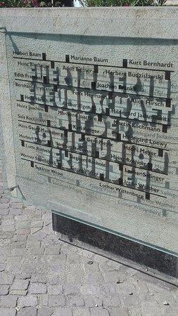 Denkmal Herbert Baum
