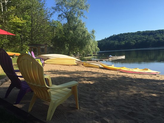 Minden, Canada: Pictures from our Canadian dream holiday at Ogopogo