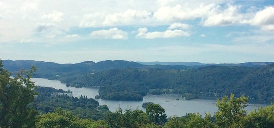 View of Windemere from Orrest Head