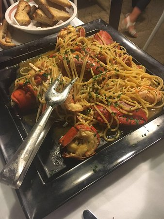 Picture of ristorante la pergola santa maria al bagno tripadvisor - La pergola santa maria al bagno ...