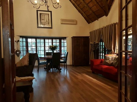 Fourways, Güney Afrika: Villa D'or Guest House