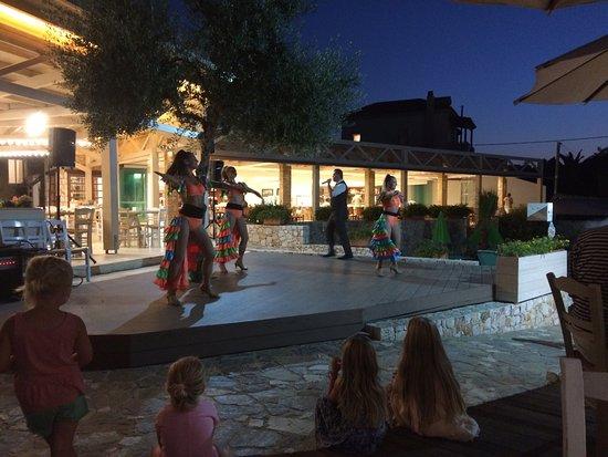 Iolida Village: Skøn udsigt og dejlige stor drinks