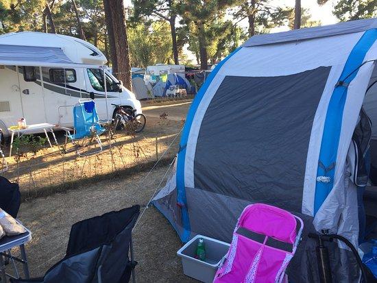 Camping Baiona 2016