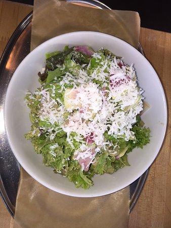 Alpharetta, GA: Green Leafy Salad