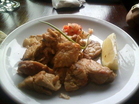 Yala, Argentina: Deliciosas mollejas a la mostaza
