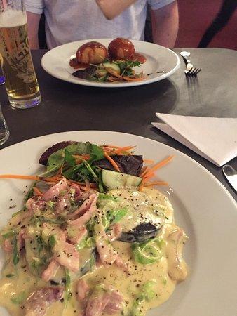 Peterlee, UK: Delicious 💚❤️