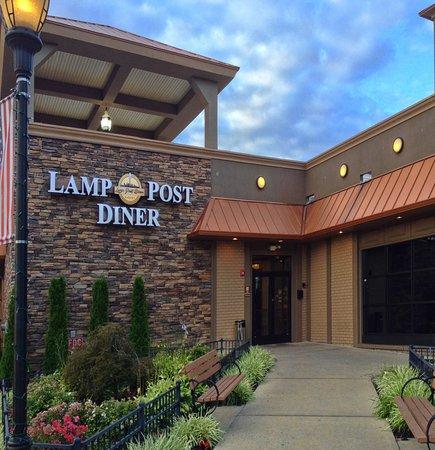 Lamp Post Diner Clementon Tripadvisor, Lamp Post Diner Little Gloucester Road Clementon Nj