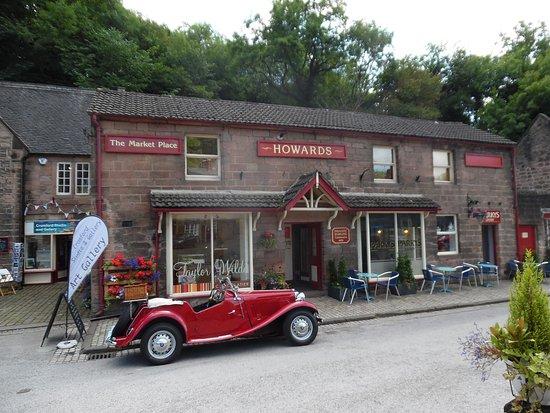 Cromford, UK: Parky's