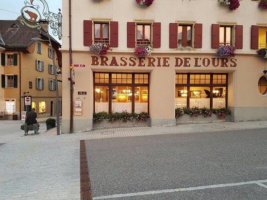 Chateau-d'Oex, Svizzera: Extérieur
