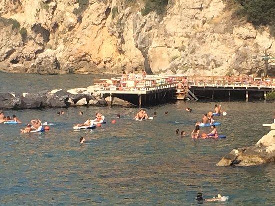 photo0.jpg - Picture of Antico Bagno Stabilimento Balneare, Vico ...