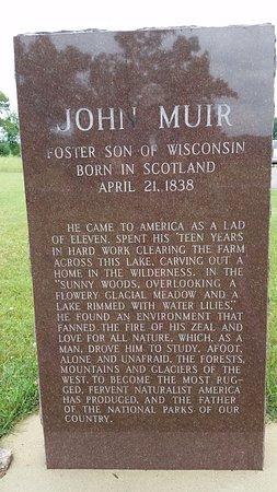 Montello, WI: John Muir story