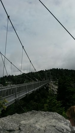 Grandfather Mountain: Mile High Bridge