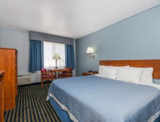 Las Vegas, Nuevo Mexico: King Room