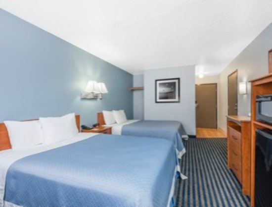 Las Vegas, Nuevo Mexico: Double Queen Room
