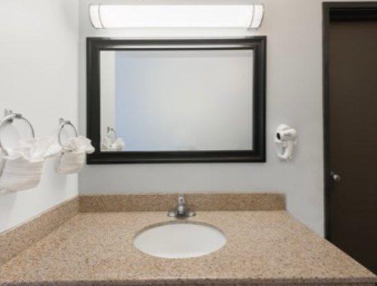 Las Vegas, Nuevo Mexico: Bathroom