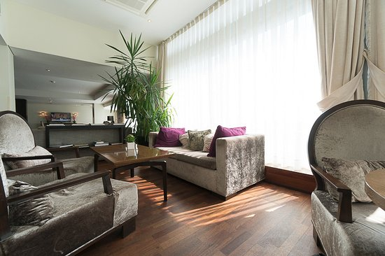 Radisson Blu Hotel Bucharest: Business class lounge