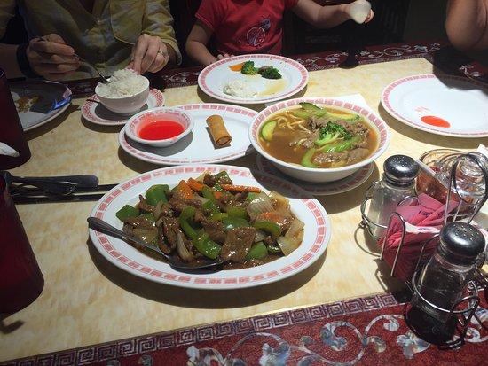 Mariposa, Califórnia: China Station Restaurant