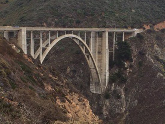 Bixby Bridge 사진