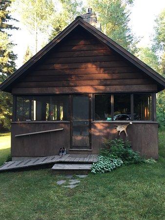 Wilson, WY: The Ritz Cabin