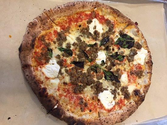 Alpharetta, Τζόρτζια: Lasagna Pizza