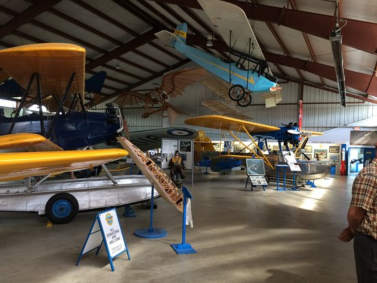 Sidney, Canadá: BC Aviation Museum