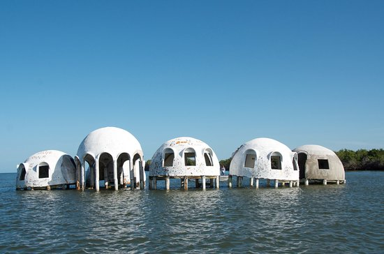 Dome Homes - Picture of Dreamlander Tours, Marco Island