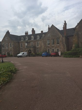 Rothley Court Hotel Restaurant: Beautiful Building as well as staff & food !!!