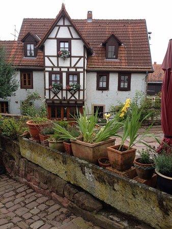 Neckargemund無國籍料理餐廳