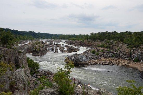 McLean, VA: View of Falls