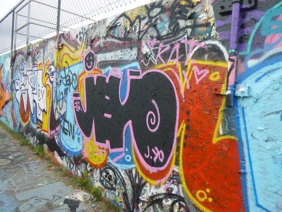 Back Cove Trail : Some art