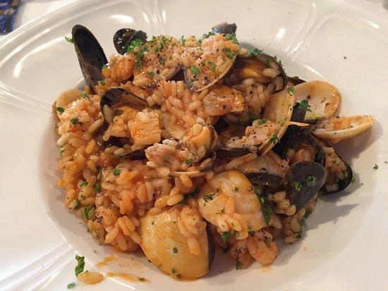 Iver, UK: La Palma Italian Restaurant