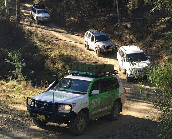 Bathurst, Australien: Simmo's 4WD Tag-a-Long Tours