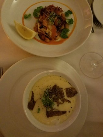 Wonderful food, wine & service in Paso