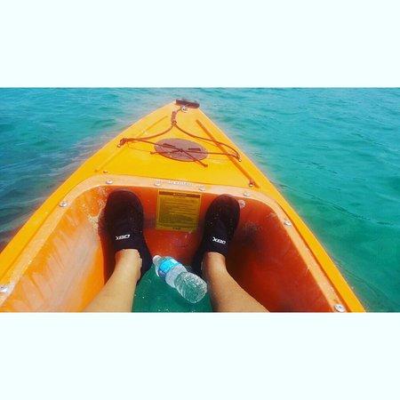 bahía de Simpson, St. Maarten: Fantastic time with a fun tour guide
