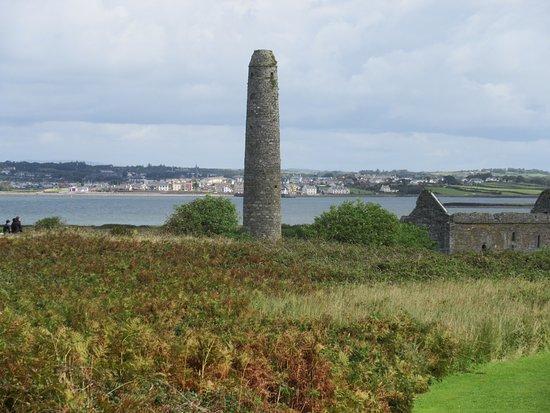 Kilrush, Irlandia: round tower