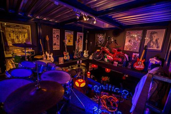 Hoek van Holland, Países Baixos: Museum RockArt