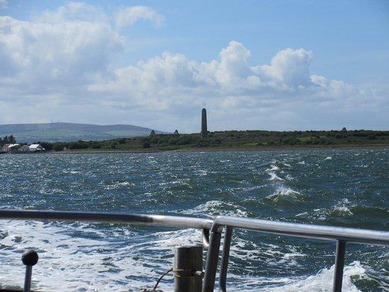 Kilrush, Irlandia: leaving scattery behind