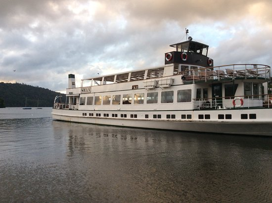 Windermere Lake Cruises: The Swan at Bowness
