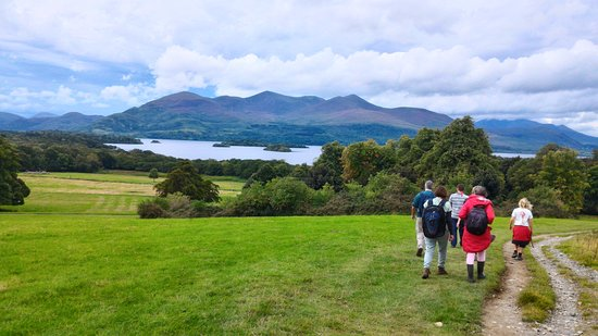 Killarney Guided Walks : Stunning view